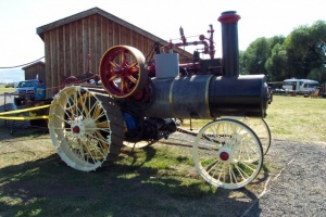 olmsteadsoldsteamtractor
